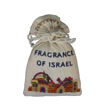 Picture of בשמים בשקית רקומה - ירושלים - BBE-1 | יאיר עמנואל