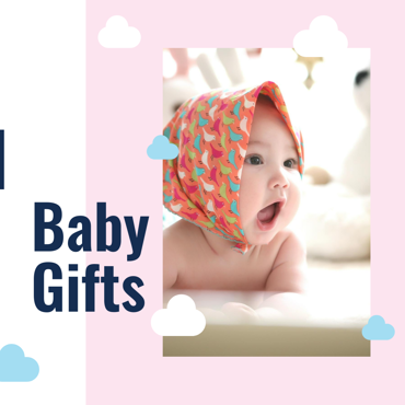 Picture for category Baby Gifts