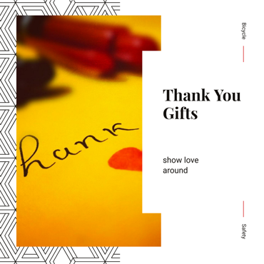 Picture for category Gifts to say Thank You